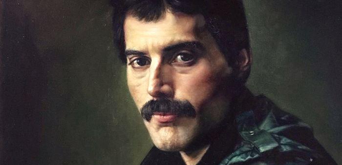 Freddie Mercury - Crédit : atelier nerodimARTE/flickr, CC BY-NC-SA