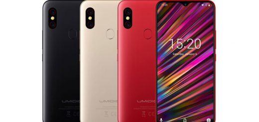 Le Smartphone Umidigi F1 fait rêver avec ses caractéristiques pures. Triple APN, Android 9.0 et un prix plus que correct.