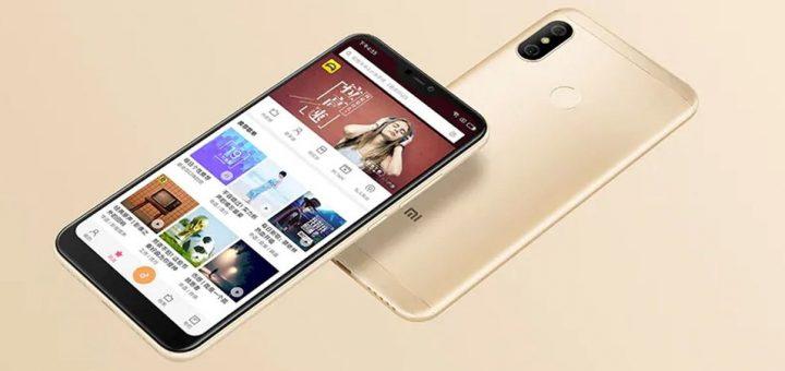 Xiaomi continue de dériver ses produits phares comme on le voit avec le Xiaomi Mi A2 Lite avec son format compact et ses caractéristiques efficaces.