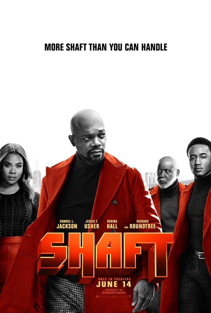Le nouveau film Shaft débarque le 14 juin 2019 avec Samuel Jackson, toujours à la manoeuvre. Et désormais, on a une nouvelle affiche qui promet du lourd.