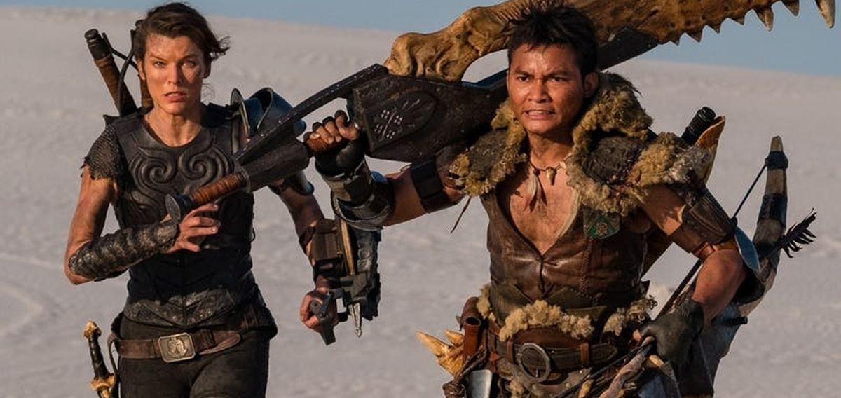 Le film sur Monster Hunter va sortir le 4 septembre 2020. Et Milla Jovovich va jouer le rôle principal même si l'intrigue ne plait pas aux fans du jeu.