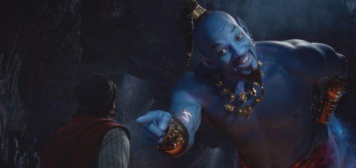 Vous n'en rêviez pas, mais Disney l'a fait. On connait désormais la tronche de Will Smith en génie dans le prochain remake d'Aladdin.