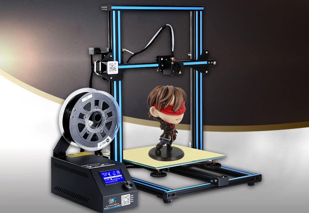 Creality3D CR - 10S 3D