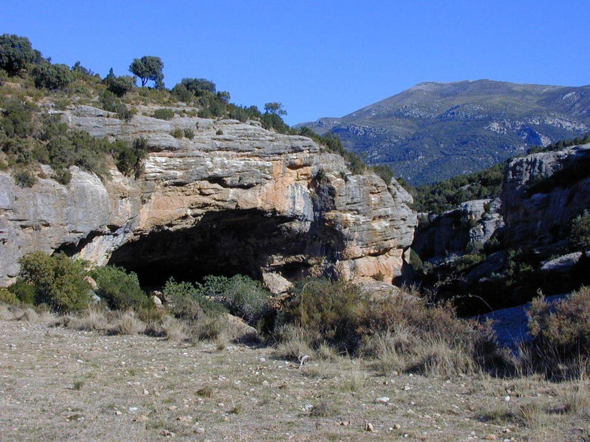 Site de la Cueva de Chaves - Crédit : Museo de Huesca