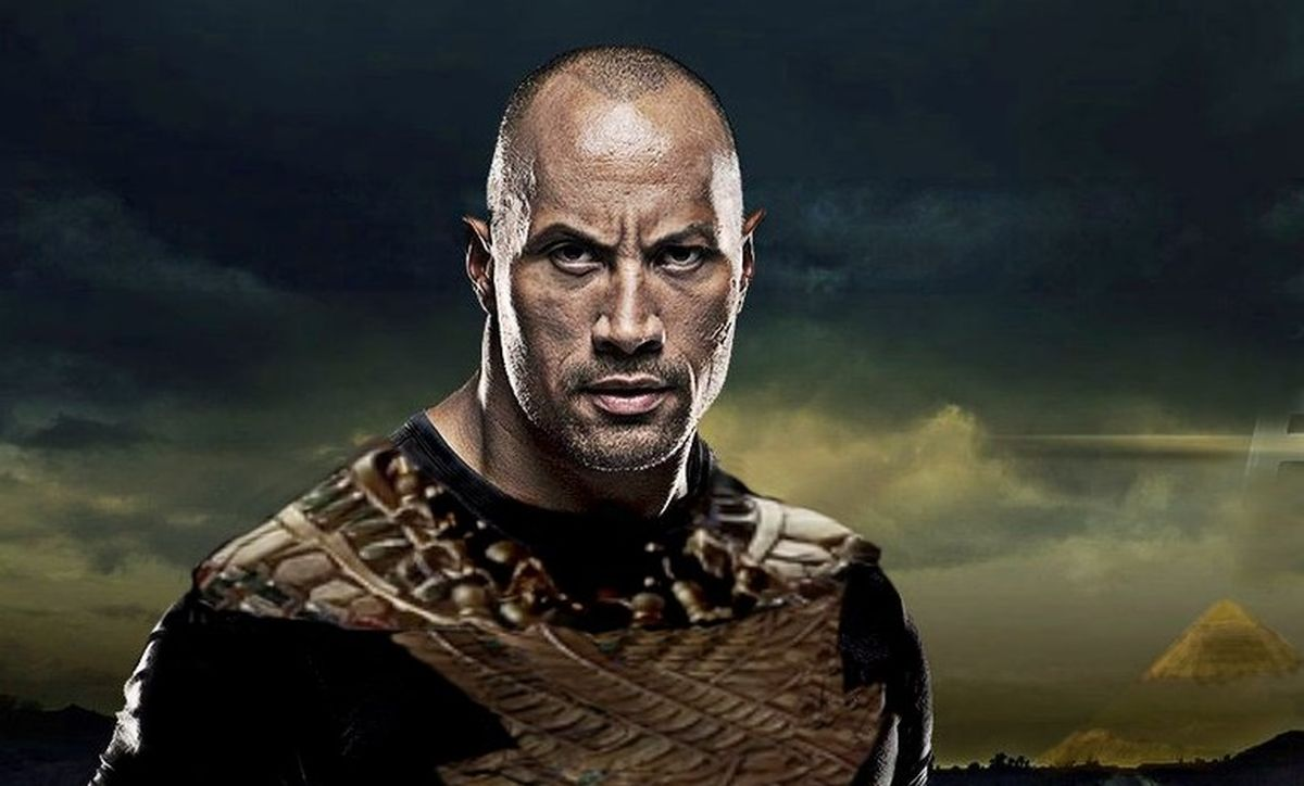Black Adam - Certains ont regretté l'absence de Black Adam dans Shazam!. Mais c'était voulu, car Dwayne Johnson sera Black Adam dans son propre film en solo.