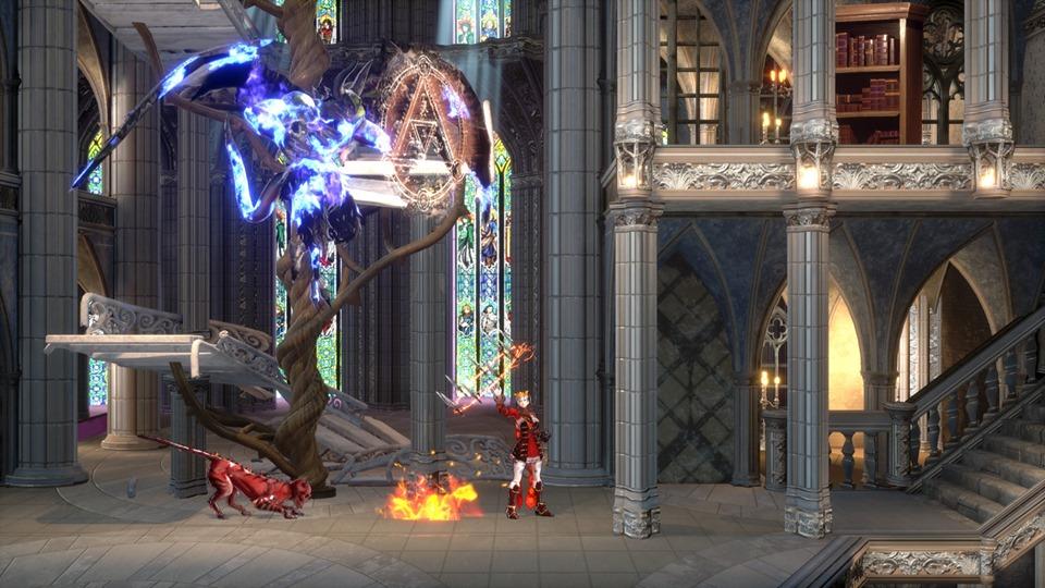Bloodstained: Ritual of the Night nous plonge dans un Castlevania rarement vu jusqu'à présent. Une réussie exemplaire à tous les niveaux.