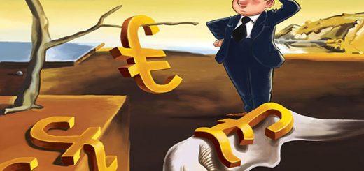 Vous prêtez 1000 euros à votre voisin pendant 3 mois. Au bout de 3 mois, il vous rend 900 euros. Est-ce que vous accepteriez ? Non ! Et pourtant, c'est exactement la signification des taux négatifs dans l'économie.