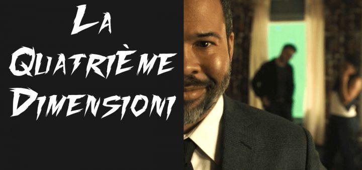Quand quelqu'un ambitionne de relancer La Quatrième Dimension (The Twilight Zone), on s'attend à du lourd, surtout avec Jordan Peel à la manoeuvre.