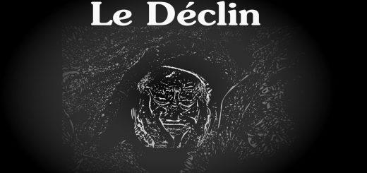 """Extrait de la nouvelle """"Perso"""" de mon livre """"Le Déclin""""."""
