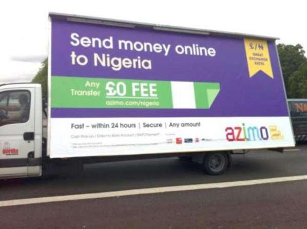 Azimo offrira gratuitement des opérations de transfert d'argent en ligne à ses consommateurs