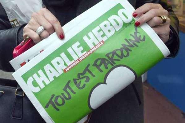 Charlie Hebdo gagne le prix de l'Islamophobe de l'année