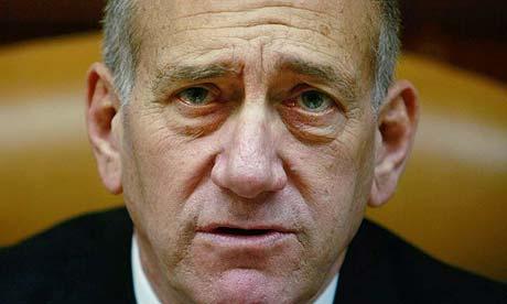 L'ex-PM israélien Olmert reconnu coupable de corruption