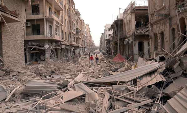 ONU : chute de l'espérance de vie et risque d'effondrement économique en Syrie
