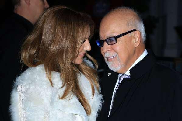 René Angélil, le mari de Céline Dion, meurt à 73 ans