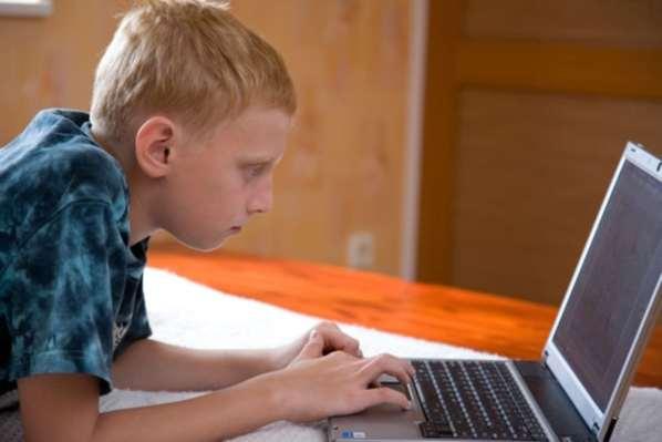 Un enfant accusé de cybercrime pour avoir changé un fond d'écran