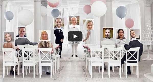 Ikea veut organiser votre mariage en ligne