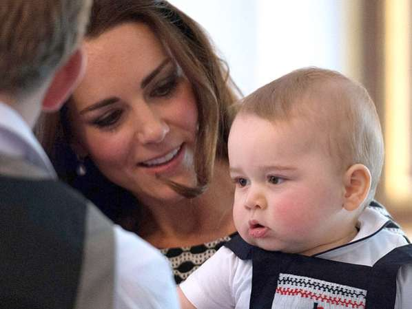 Kate Middleton et le prince William : quelques mots aux britanniques avant la naissance du royal baby 2