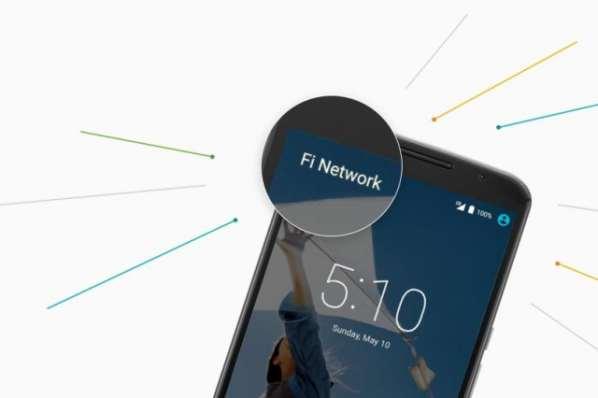 Project Fi, Google est désormais un opérateur de téléphonie mobile