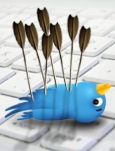 88 % des harcèlements en ligne se produisent sur Twitter