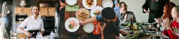 Kitchensurfing vous permet de louer un chef cuisinier