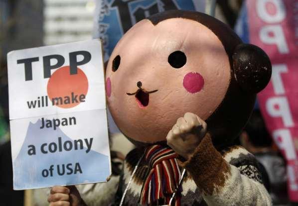 Japon : Plainte collective de 1000 citoyens contre le TPP