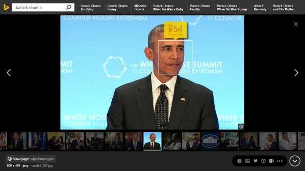 Bing permet désormais de deviner l'âge à partir d'une photo
