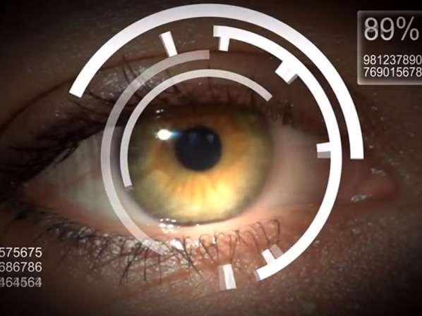 Fujitsu vous permet de payer avec vos yeux