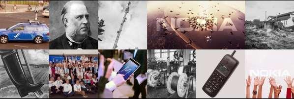 Aujourd'hui, Nokia a 150 ans !