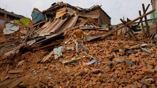 Un Séisme a de nouveau secoué le Népal