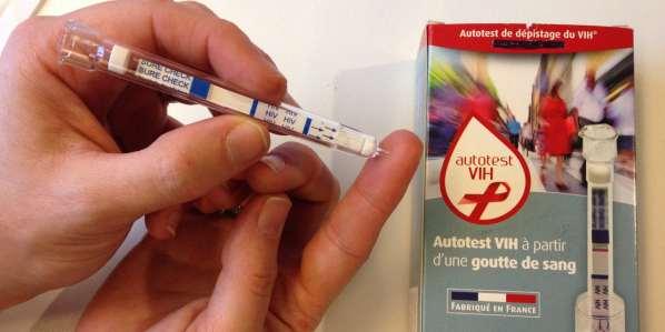 SIDA : Le premier autotest sera disponible au mois de juin