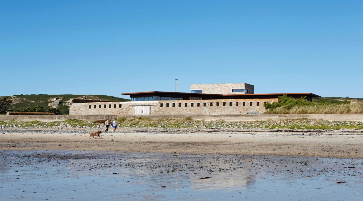 Le Petit Fort features in the RIBA's #Architectsdesignhomes