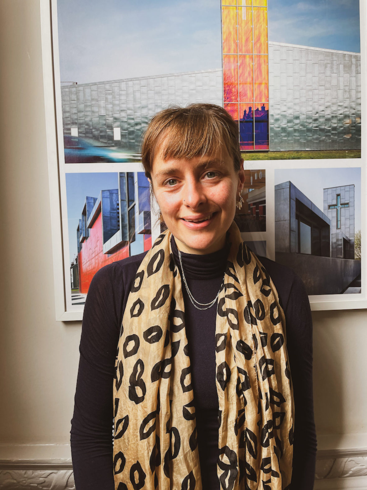 Moving from London to Norwich as a young Architect