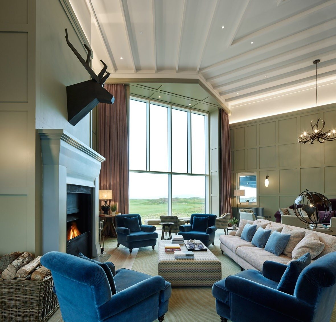 The Machrie Hotel has shortlisted for a RICS Award