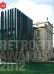 The Architects Journal Retro Award / Feeringbury Barn