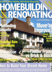Homebuilding & Renovating / Cedar House