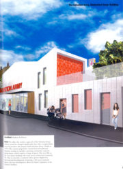 Plan Architectural Review / The Salvation Army