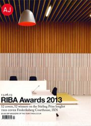 Riba Awards / Jersey House