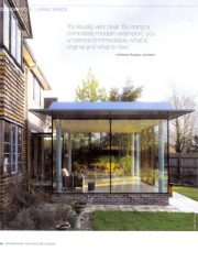 Architecture and Design / Storey's Way