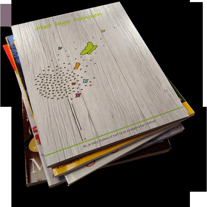 Bekijk de brochure met lege handen volop praktische informatie na het overlijden van je kind online