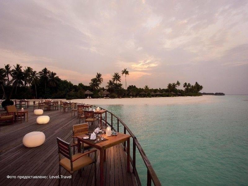 Фотография The Sun Siyam Iru Fushi Maldives (Ex. Iru Fushi Beach Resort & Spa, Ex. Hilton Maldives Iru Fushi)