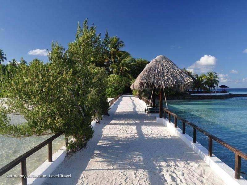 Фотография Makunudu Island Resort