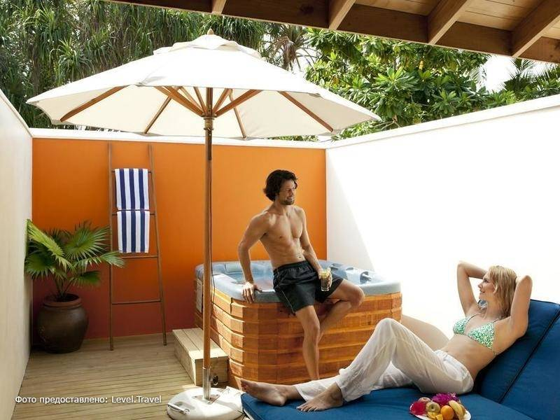 Фотография Vilamendhoo Island Resort