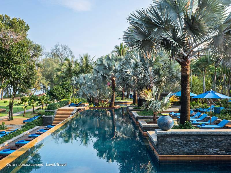 Фотография JW Marriott Phuket Resort & Spa