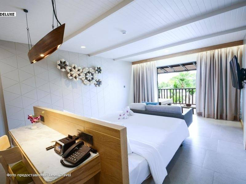Фотография Andaman Cannacia Resort & Spa