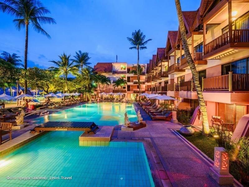 Фотография Seaview Patong Hotel