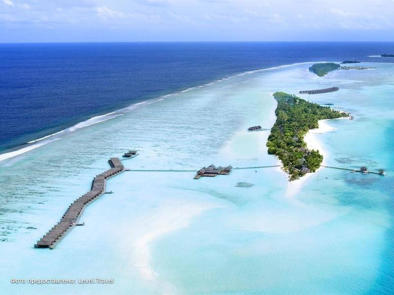 Фотография Lux* South Ari Atoll (Ex. Lux* Maldives)