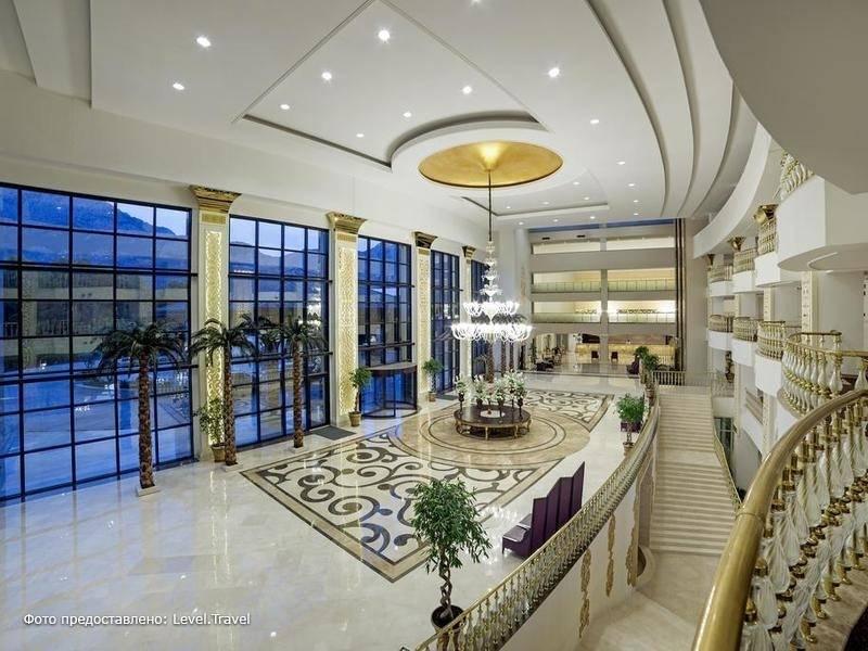 Фотография Armas Luxury Resort & Villas (Ex. Avantgarde Hotel & Resort, Ex. Vogue Hotel Kemer; Ex. Vogue Hotel Avantgarde)
