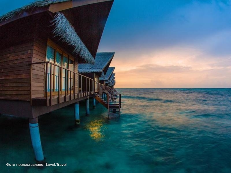 Фотография Adaaran Hudhuran Fushi Select