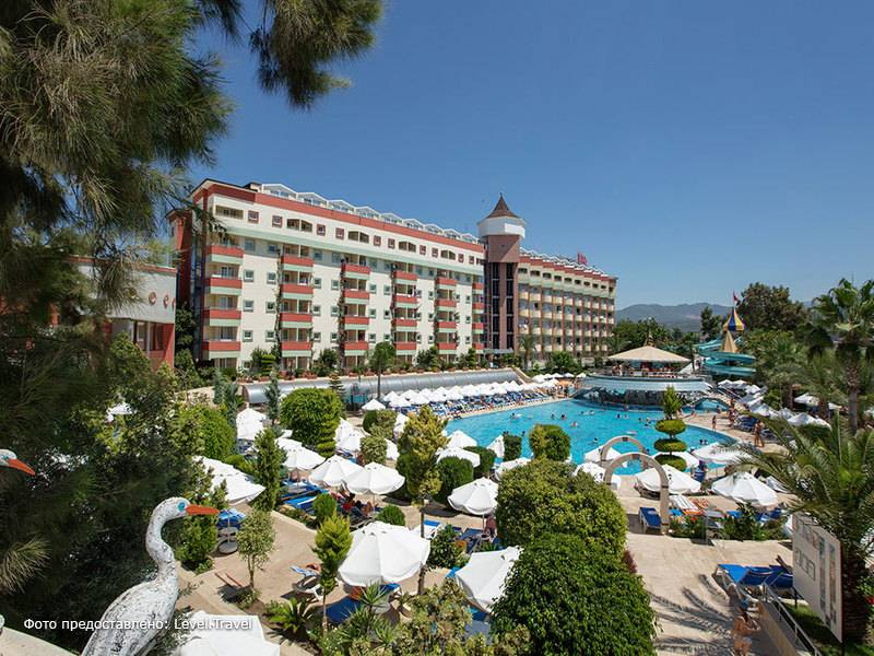 Фотография Saphir Hotel