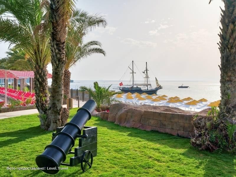 Фотография Pirate's Beach Club Hotel